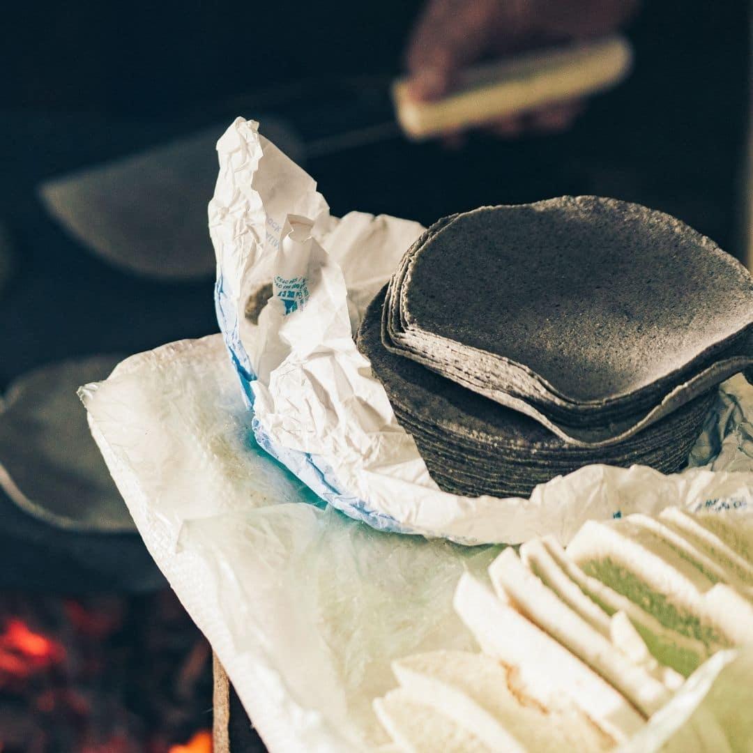Мексикански тортили