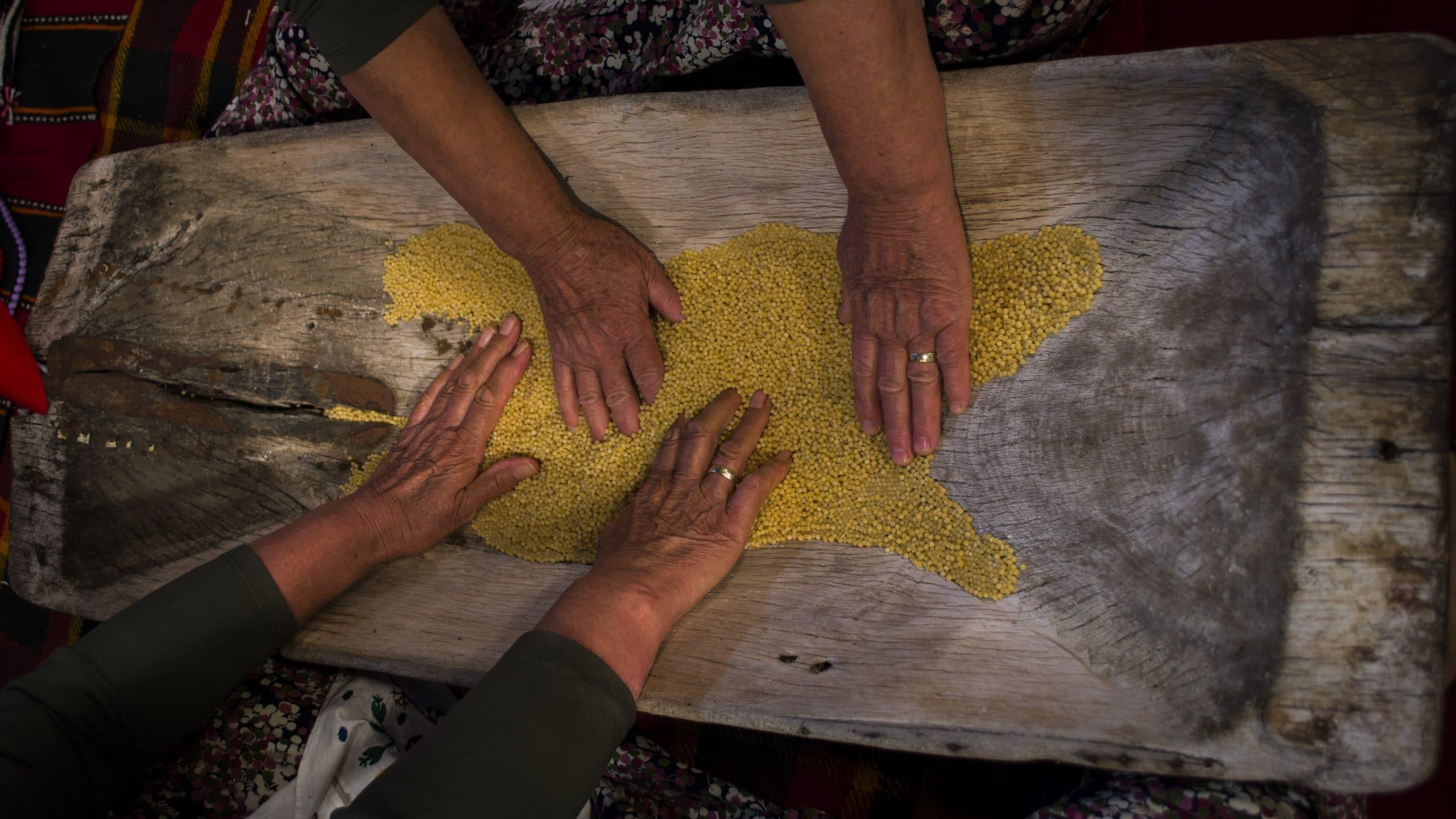 Марокански кускус