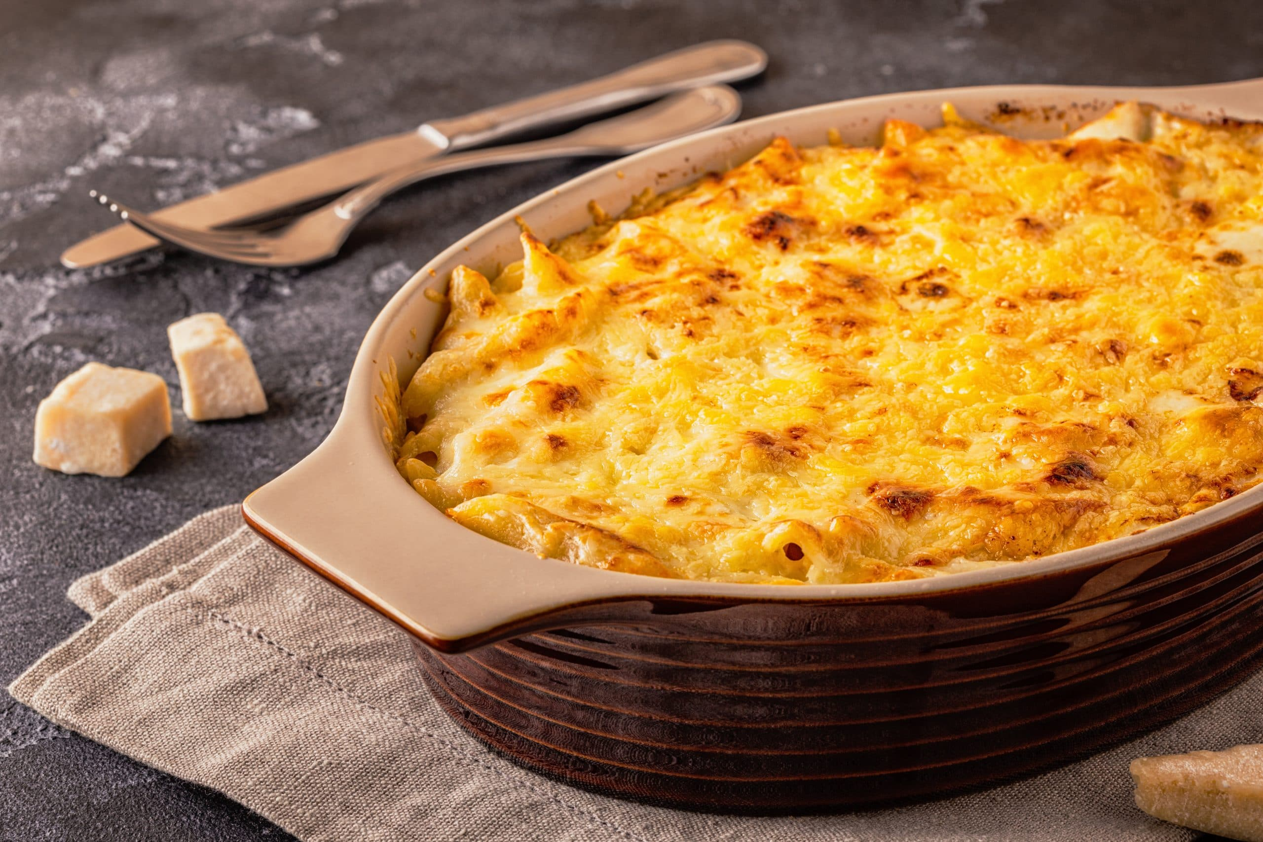 Макарони със сирене (Mac & Cheese)