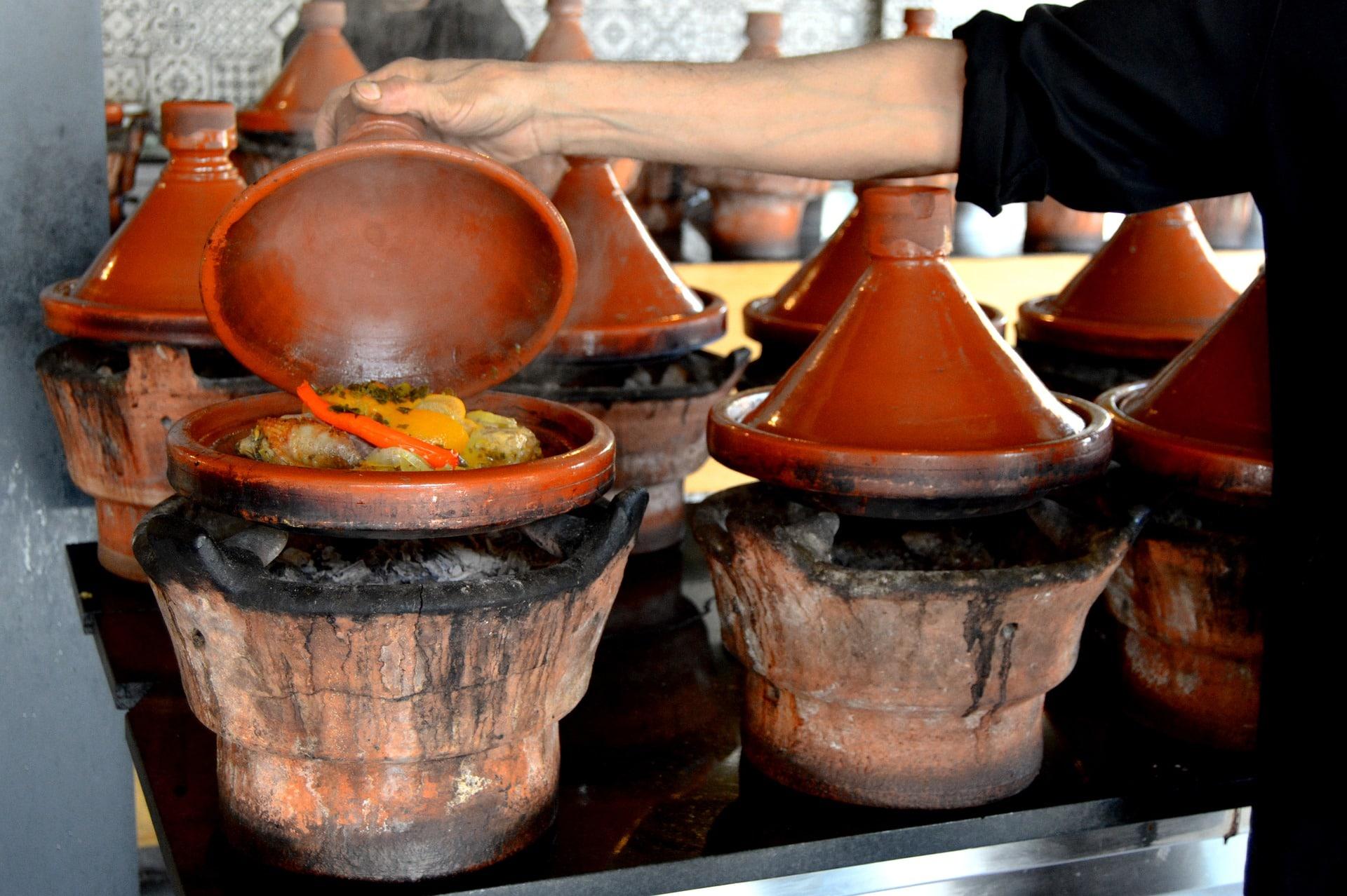 Тажинът в Мароканската кухня
